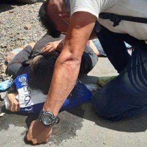 Hondureño muere en Guatemala