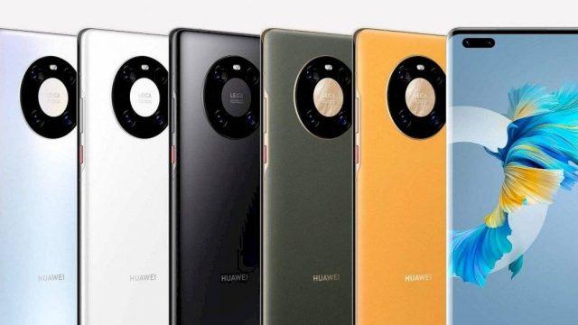 Huawei presenta sus nuevos Mate 40 Pro, Mate 40 RS y Mate 40 Pro+