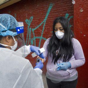 Campaña de vacunación por Influenza en México