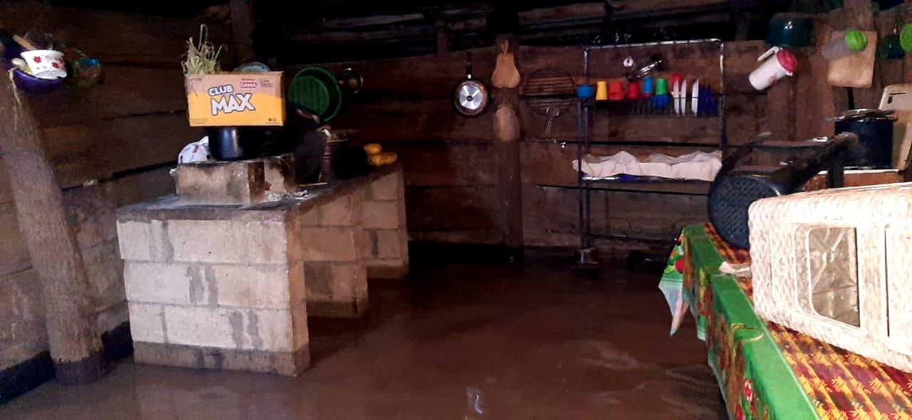 inundaciones en Escuintla