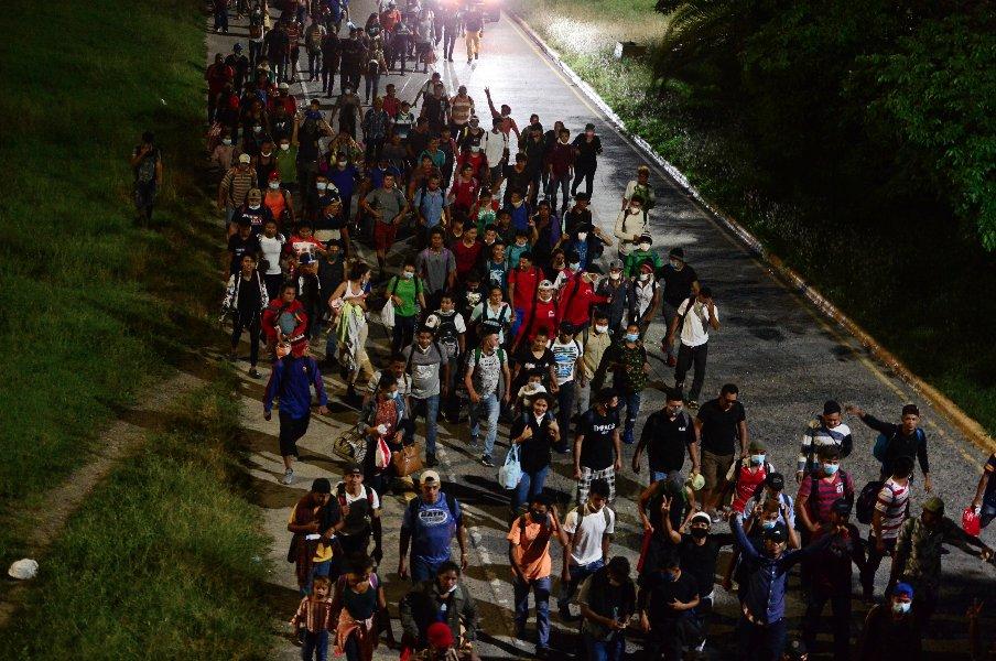 EE. UU. rescinde los acuerdos de cooperación de asilo con Guatemala, El Salvador y Honduras.