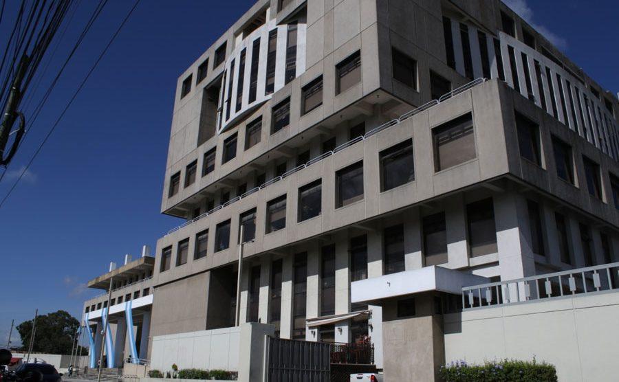 Sede del Ministerio Público