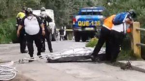 Mujer es hallada fallecida en Quetzaltenango
