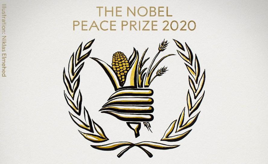 Programa Mundial de Alimentos (PMA) gana el Premio Nobel de la Paz 2020