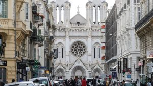 Atentado terrorista en iglesia de Niza, Francia