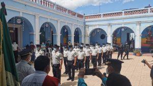 San Idelfonso Ixtahuacán contará con policía nuevamente