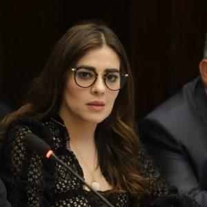 """Patricia Sandoval pide crear comisión para investigar a """"terroristas"""""""