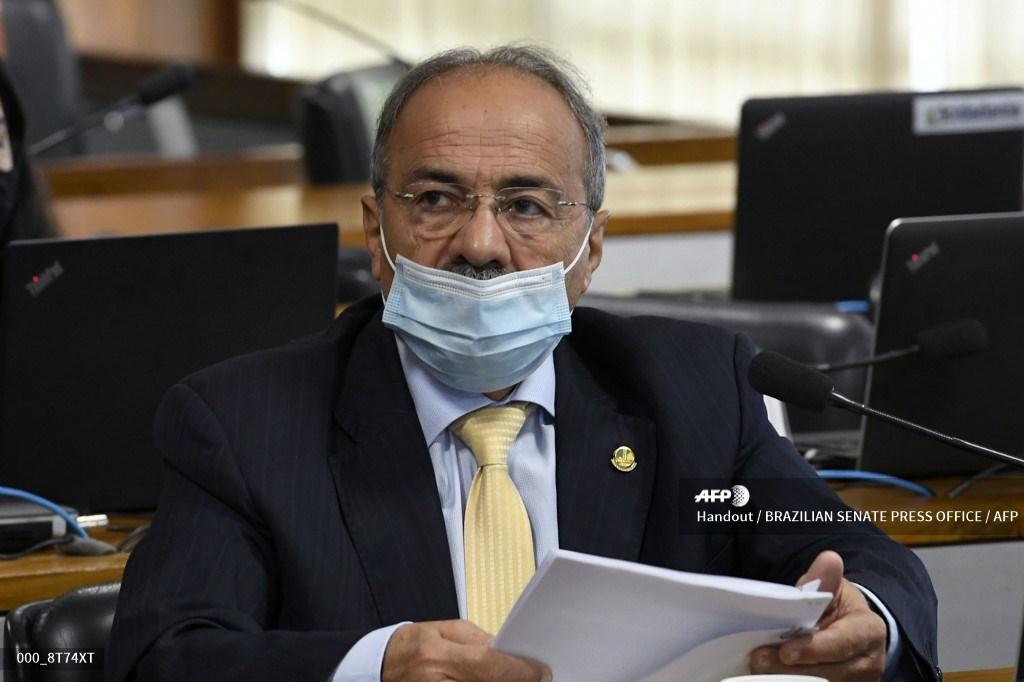 Chico Rodrigues, senador brasileño