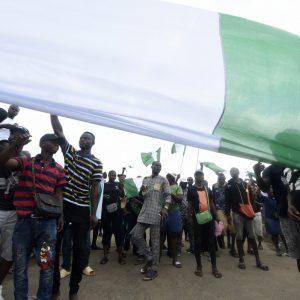Protestas en Nigeria