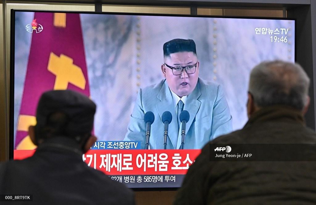 Discurso de Kim Jong-un en Corea del Norte