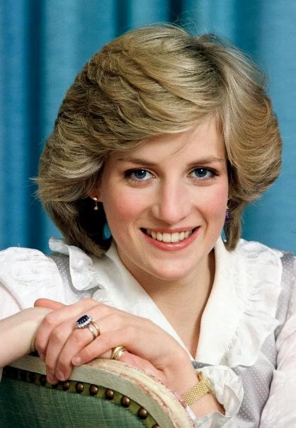 Anillo de zafiro princesa Diana