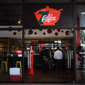 Restaurante 7 Caldos zona 13