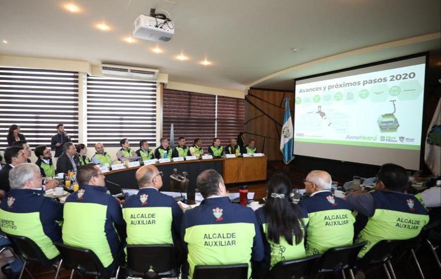 Municipalidad de Guatemala planifica el aerómetro.