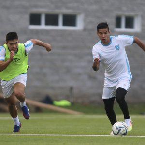 La probable alineación de Guatemala ante Honduras