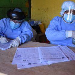 Guatemala suma otros 696 contagios de Covid-19; acumula 120 mil 685