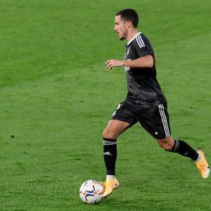 Hazard se perdería tres partidos del Madrid
