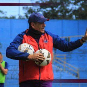 Ezequiel Barril nuevo preparador físico de Antigua GFC