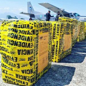 Autoridades incautan cocaína en Petén.