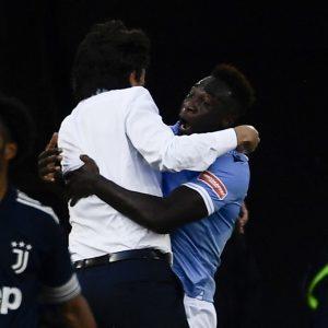 Lazio y Juventus empatan