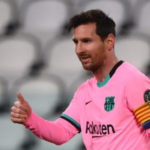 Manchester City ofrece a Messi un contrato de diez temporadas