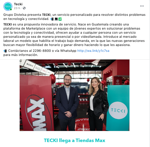 Max Tecki