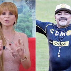 VIDEO. Mhoni Vidente demuestra que predijo la muerte de Maradona
