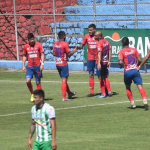 Municipal golea a Antigua GFC