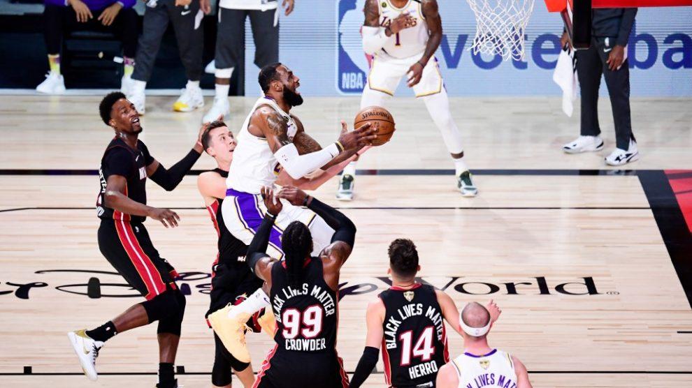 La temporada 2020-2021 de la NBA iniciaría el 22 de diciembre