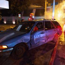 PNC sin pronunciarse por el accidente ocasionado por patrulla