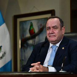 Giammattei pide a OEA se hagan valer estatutos de la Carta Democrática Interamericana