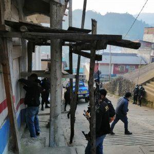 MP allana sede de Vamos en Quiché