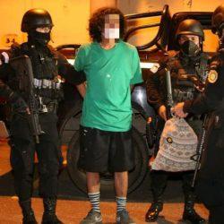 Ligan a proceso a detenido por quema de Transurbano