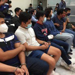 Ordenan inmediata liberación de 11 personas capturadas en manifestación
