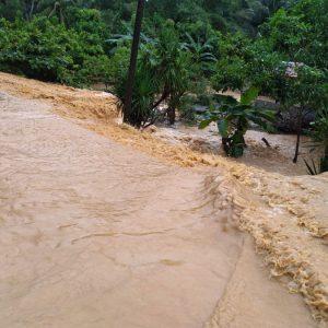 Inundaciones por Depresión Tropical Eta