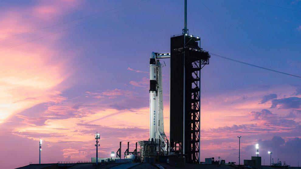 Misión Crew-1 de SpaceX y la NASA