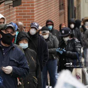 Coronavirus en Estados Unidos