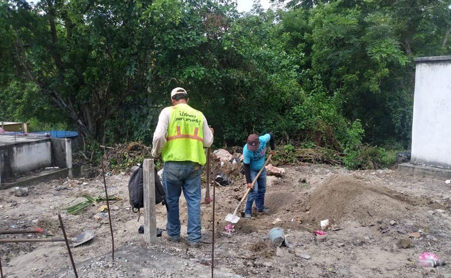Exhumaciones por caso Siekavizza