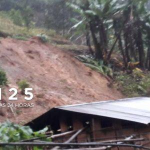 Deslizamiento en Purulhá deja fallecidos