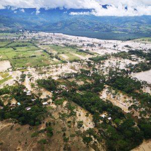Depresión tropical Eta en Guatemala.