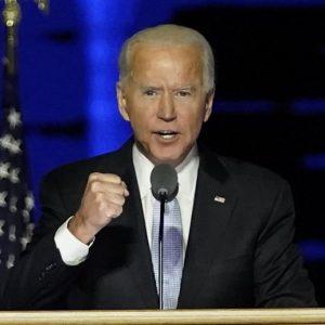 Joe Biden en Washington
