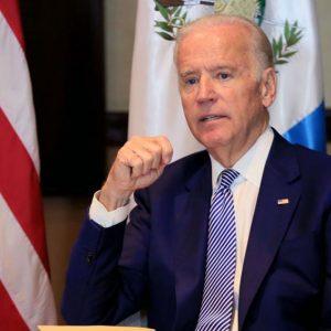 Joe Biden en Guatemala