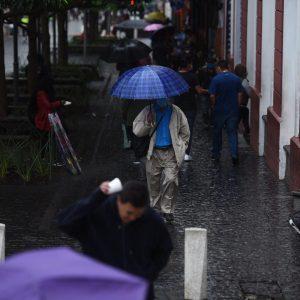 La depresión tropical Iota dejó serios destrozos en varias regiones de Guatemala.