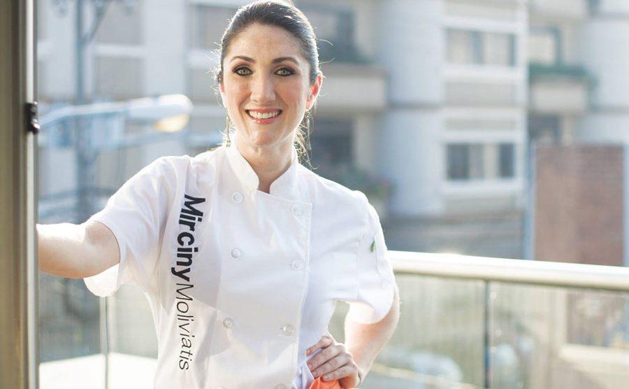 Chef Mirciny Moliviatis