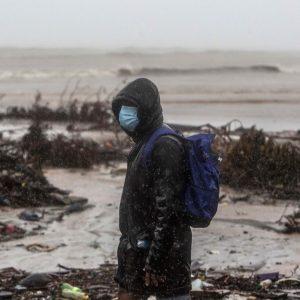 Nicaragua ante el huracán Iota
