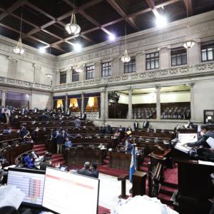 Diputados ratifican la ampliación al Estado de calamidad por Eta e Iota.