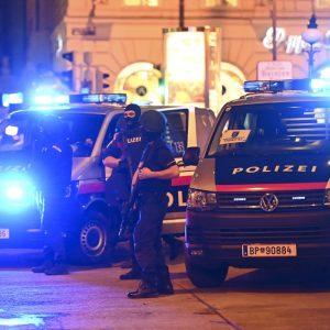 Tiroteo en Viena