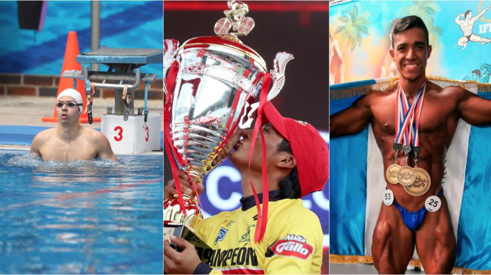 Los grandes triunfos del deporte guatemalteco en el 2020