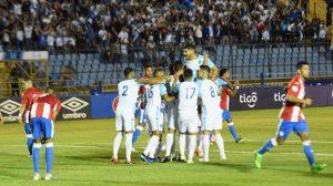 Guatemala jugará contra Puerto Rico en enero de 2021