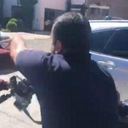 Despiden a policía municipal por no evitar agresión contra periodista