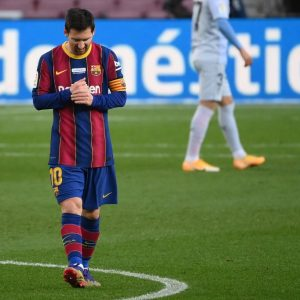 Messi seguiría en el Barcelona dos temporadas más